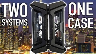 2 Systems In One Case Holy $hit Batman!