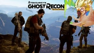 Ghost Recon Wildlands: Conferindo a beta e galinha Super Saiyajin