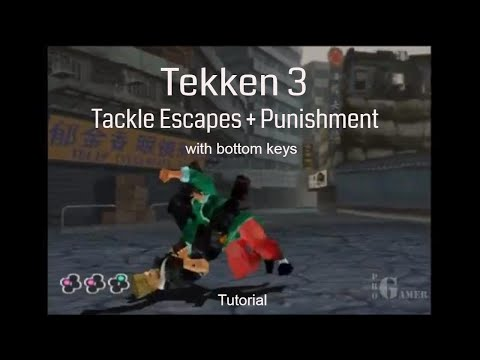 King Moves Tekken 3 by Shubham