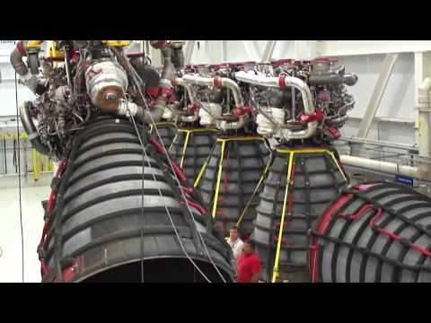 Space Shuttle Engines