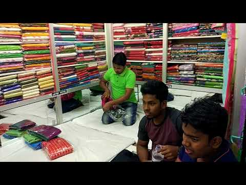 Dhakaiaa Jamdani Chittagong Showroom