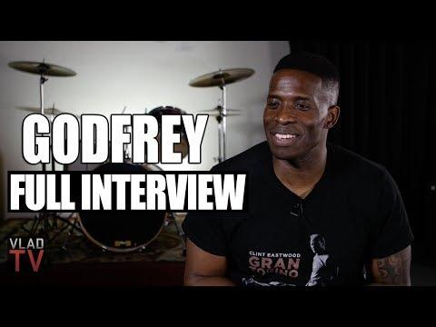 Godfrey on J Cole, Drake, Krendrick, Tekashi, Blac Chyna, OJ (Full Interview)