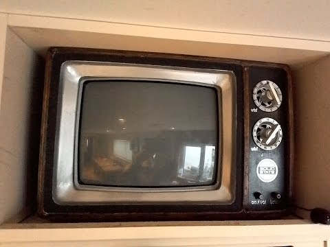 make your own retro television