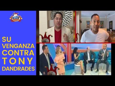 TODA LA VERDADPresentadores Del Show Y El Pacha Y Su Venganza Contra Tony Dandrades