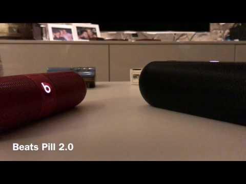 Beats Pill 2.0 vs Beats Pill Plus Bass Test