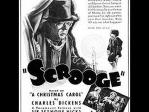 Scrooge: A Christmas Carol [1935] Henry Edwards - YouTube