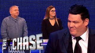 The Chase | Russell and Amy's £16,000 Final Chase Against The Beast