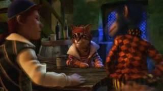 Трейлер к мультику Правдивая история Кота в сапогах