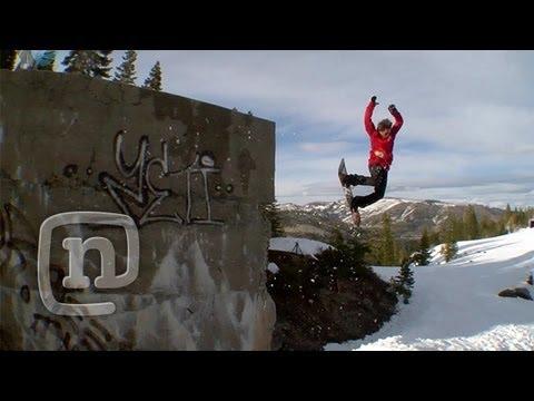Top 29 Snowboarding Fails & Crashes 2012