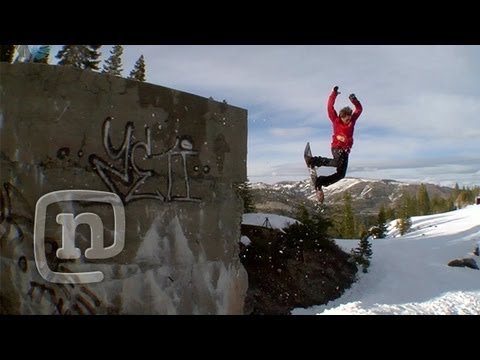 Top 29 Snowboarding Fails & Crashes 2012