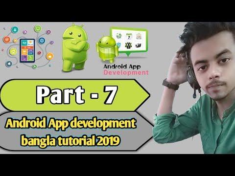 Adding comments|part-7  |Android app development free course bangla tutorial 2019৷freelancer farhan thumbnail