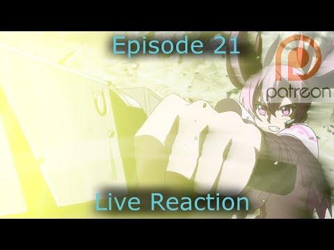 Akame ga Kill! Episode 21 Live Reaction