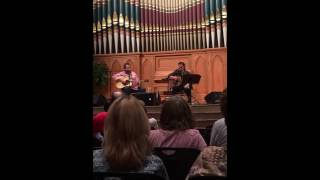 Repeat youtube video Dan Tyminski - Hey Brother Live
