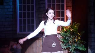 2011/1/11千秋楽  ソンモ カフェイン カーテンコール