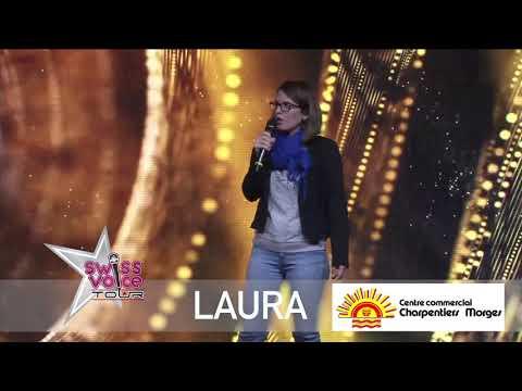 Laura - Swiss Voice Tour  -   Les Charpentiers , Morges thumbnail