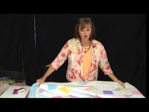 Best Way to Baste Quilt with Quiltak Basting Gun - YouTube : quilt basting gun - Adamdwight.com