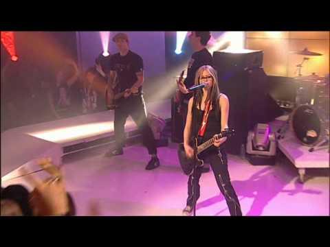 Avril Lavigne   My Happy Ending CDUK 24 07 04 DVB