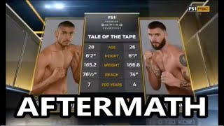 PBC ON FS1: JOSE UZCATEGUI vs CALEB PLANT AFTERMATH!!!