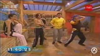 Renato Antonio - Buenos Días a Todos - TVN