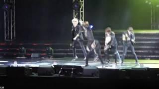 【BTS防弹少年团】7 23北京演唱会 饭拍 鸦雀