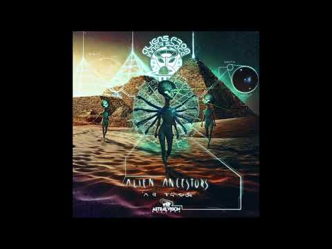 Aliens From Inner Space - Alien Ancestors   Full EP