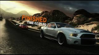 NFS the Run Multiplayer gameplay - I Remember These Guys
