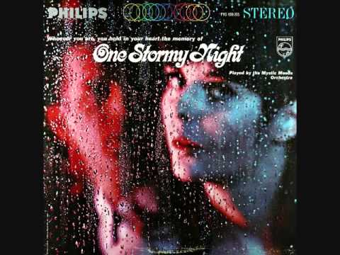 The Mystic Moods Orchestra - One stormy night (1966)  Full vinyl LP