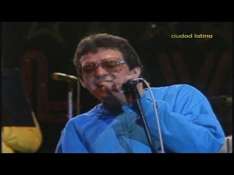 Héctor Lavoe - Concierto 4to día en la Feria del Hogar, Perú (1986)
