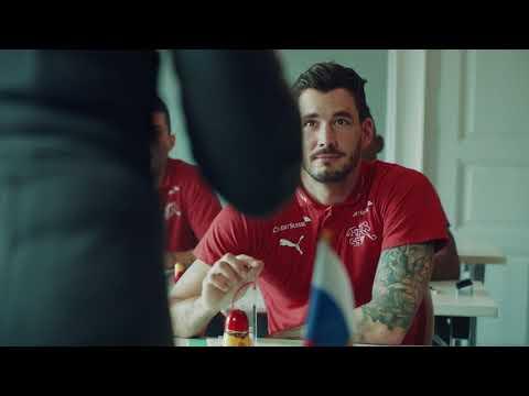 Credit Suisse National Teams - Fit für Russland Lektion 1