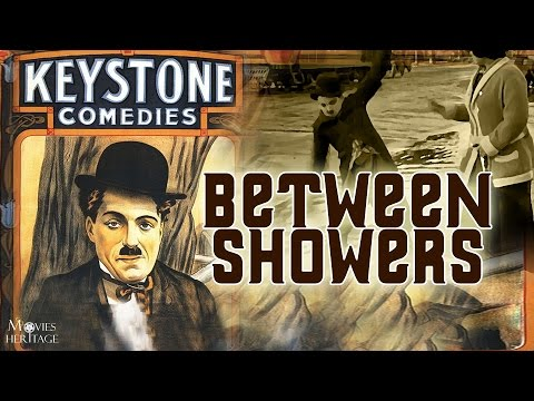 Between Showers 1914 | Charlie Chaplin | Comedy