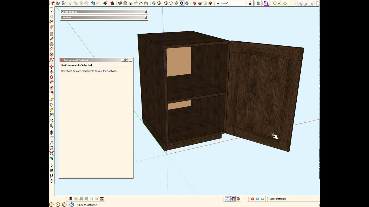 define cabinet sketchup dynamic cabinet and cutting optimization new 14606