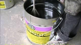 Hoe we de installatie van een vloeistof of een vlak oppervlak dampdicht Membraan.(DPM)