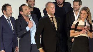 Le Grand Bain - Gilles Lellouche - Avant-première Paris (Le Grand Rex, 14/10/2018)
