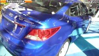 hyundai i25 accent 2013 colombia video de carros auto show medellin 2012 FULL HD
