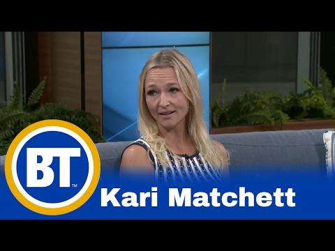 """Kari Matchett chats about her TIFF film """"Maudie"""""""