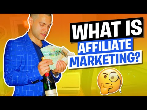 What Is Affiliate Marketing & How to Get Started With Affiliate Marketing thumbnail