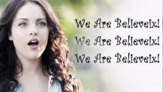 Watch Elizabeth Gillies We Are Believix video
