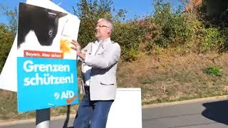 WAHL IN BAYERN: Warum viele Stammwähler der CSU den Rücken kehren