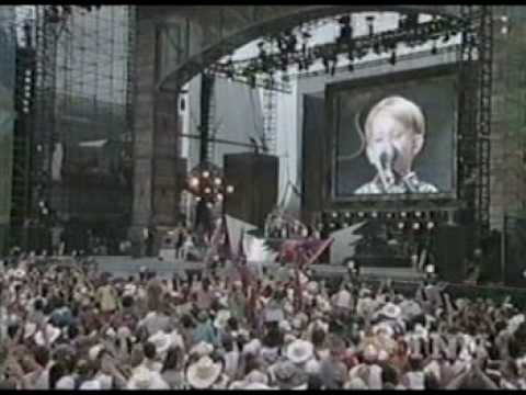 Jambalaya: Hunter Hayes and Hank Williams Jr @ Country Fest 97