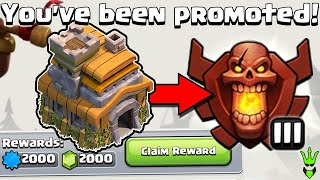 Getting to CHAMPS and 2,000 FREE GEMS as a TH7 - Clash of Clans