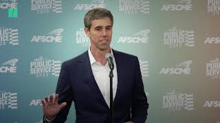 Beto O'Rourke reacts to El Paso shooting: '