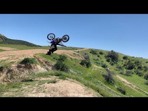 125 RAW!! FREE RIDING AND TRACKS CALIFORNIA (2019)