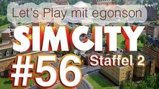 Let's Play Sim City (2013) #56 - Die Nachrichten mit egonson