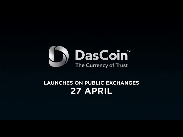 Dascoin launch. NetLeaders in London 27 april -  official intro