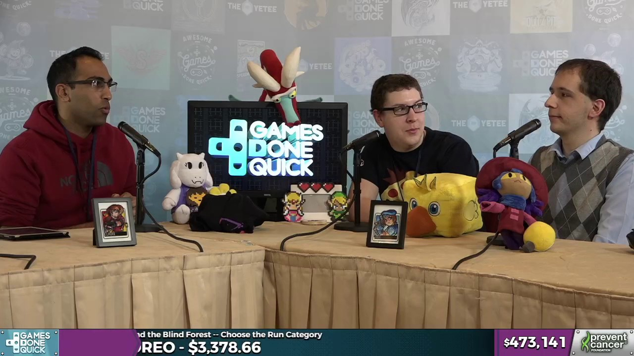 AGDQ 2017 Sets a New Record, Raising $2 2 Million for Charity | The