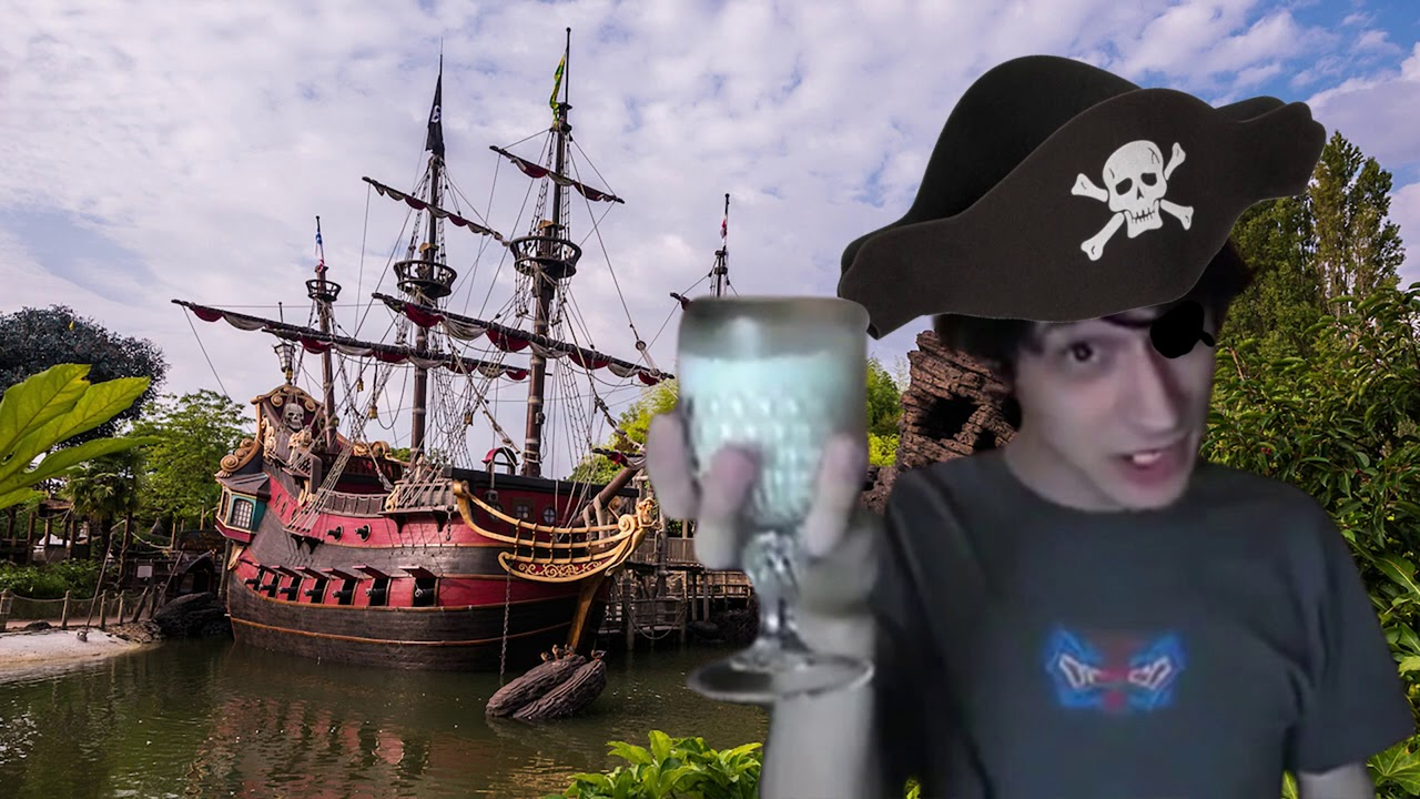 Dread Pirate Yand-ARRR-edev Submits A Toast