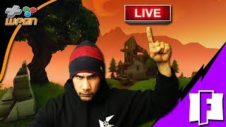 LIVE NOW 🔥 FORTNITE BATTLE ROYALE 🔥💙 WE PLAY COINS FEATURES 💙 (1-4-18)