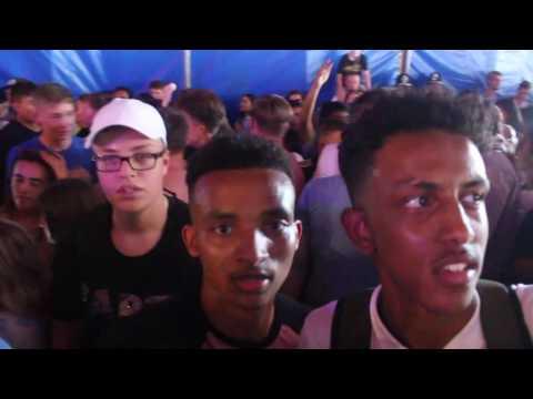 Coventry Godiva Festival 2017 (ft Not3s, AJTracey )