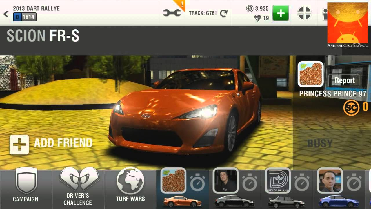 Racing rivals android hd gameplay part 2 game for kids