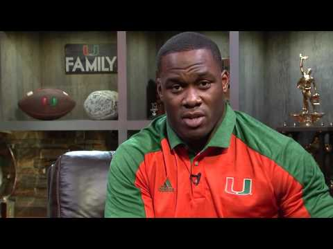 Jon Beason | Call to Action | Carol Soffer Indoor Practice Facility
